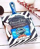 The Modern Gourmet Mini Oreo Cookie Dessert Pie | Includes Mini Ceramic Pie Dish, Oreo Cookies (2), and Chocolate Pudding Mix