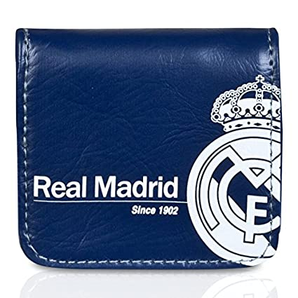 Real madrid monedero silver: Amazon.es: Equipaje