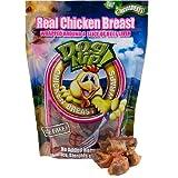 Free Range Chicken Breast Wraps w/ Beef Liver Dog Treats, 12oz pouch, My Pet Supplies