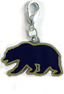 product image for Diva-Dog NCAA 'Berkeley Bears' Licensed College Team Dog Collar Charm