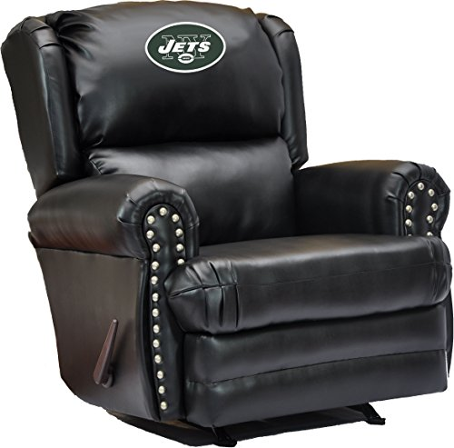 New York Jets Recliner Jets Leather Recliner Jets Easy Chair