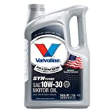 10w motor oil - Valvoline 10W-30 SynPower Full Synthetic Motor Oil - 5qt (787002)