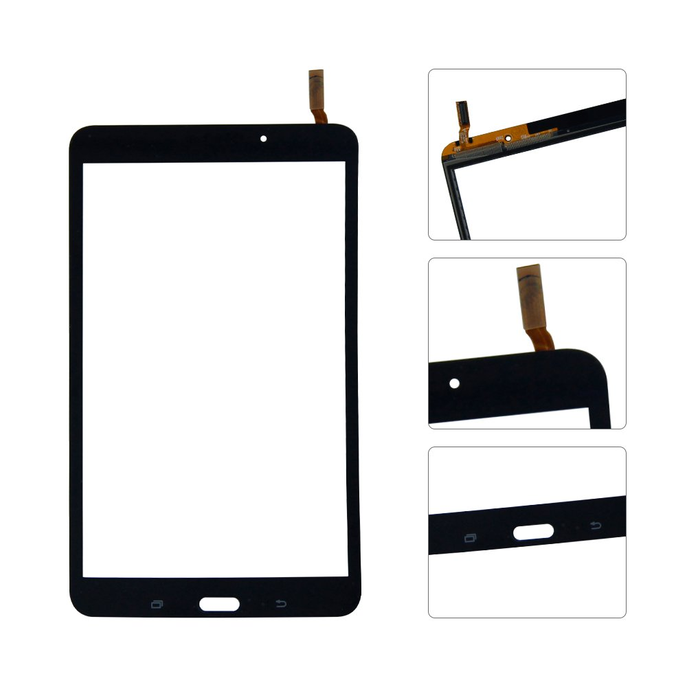 Srjtek Touch Screen Replacement Parts for Samsung Galaxy Tab 4 T330,(8.0'')Screen Digitizer for SM-T330 T337A