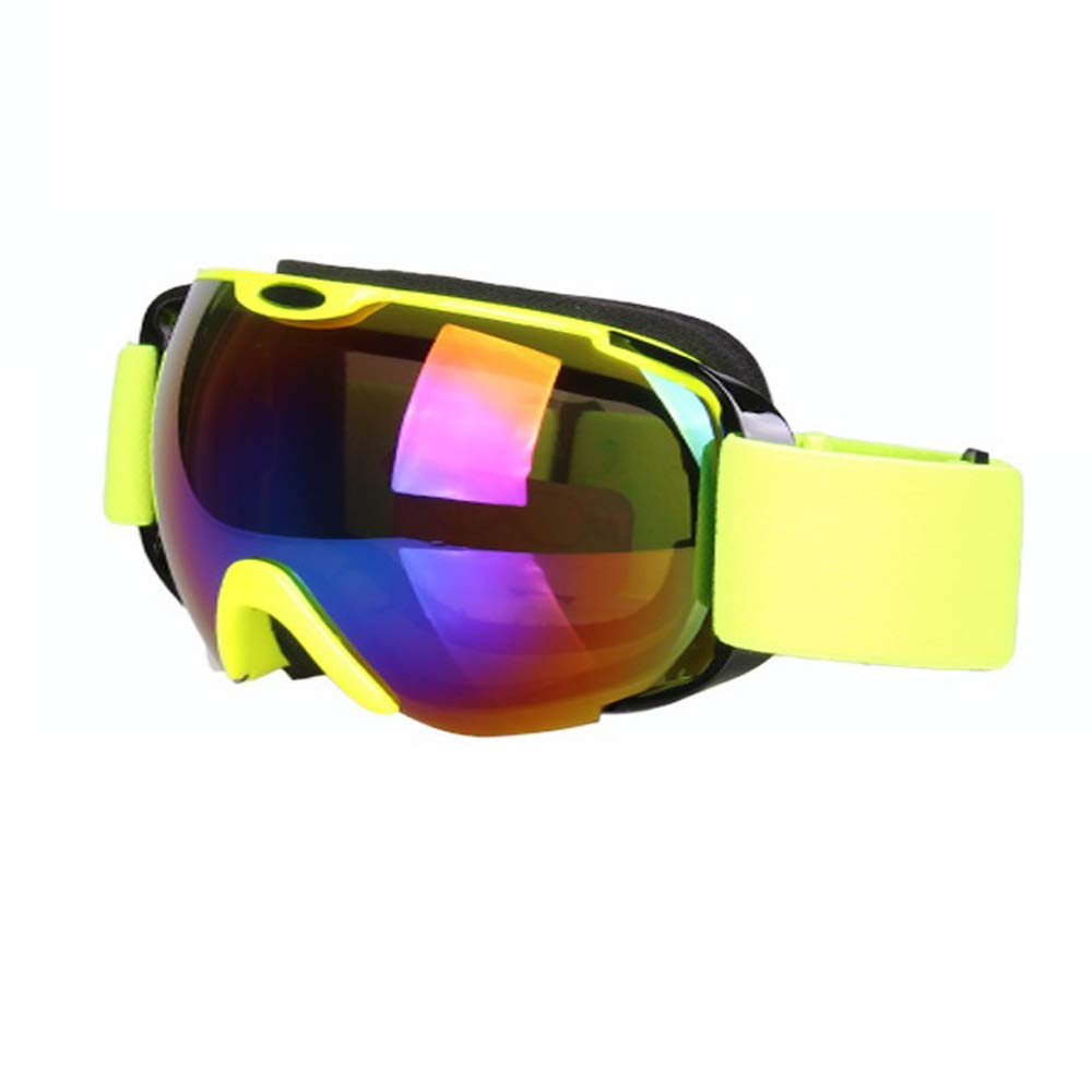 Lunettes de Snowboard pour Hommes Lunettes de Protection Anti-UV LZY Lunettes de Ski Femmes et Jeunes