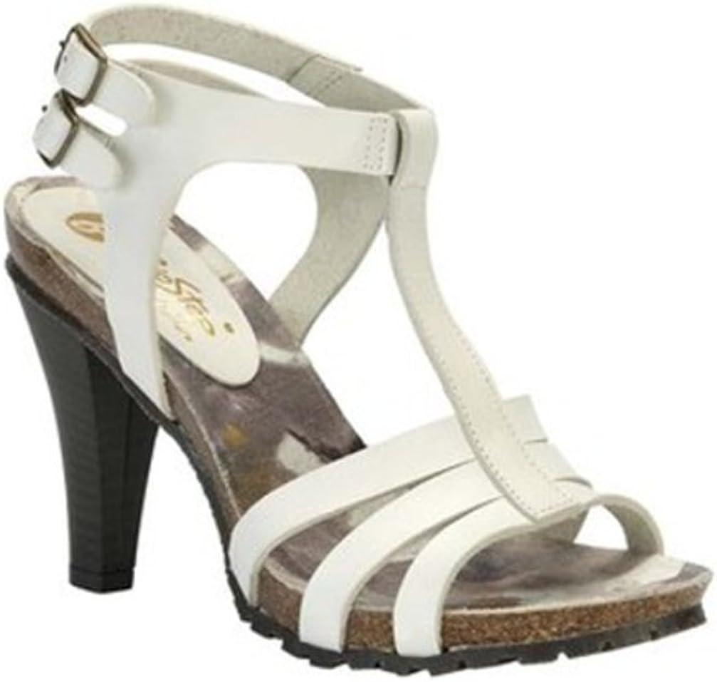 Biostep Women's Hi-Top Slippers White