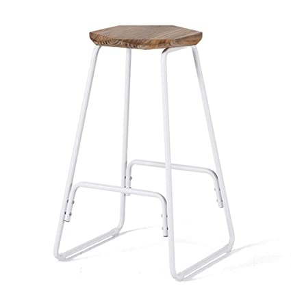 Tabouret De Bar Amazon.Amazon Com Yun Domaine Simple Tabouret En Fer Forge