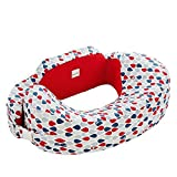 Babestellar Nursing Pillow Cushion for Breastfeeding with Adjustable Belt, Libra
