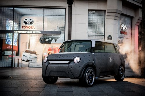 toyota me we concept poster