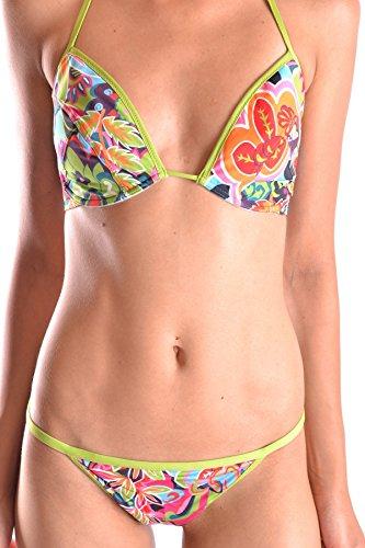 Dolce E Gabbana Women's Mcbi099092o Multicolor Polyamide Bikini