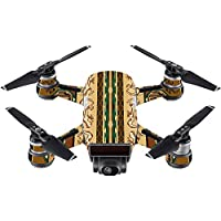 Skin For DJI Spark Mini – Desert Stripes | MightySkins Protective, Durable, and Unique Vinyl Decal wrap cover | Easy To Apply, Remove, and Change Styles | Made in the USA