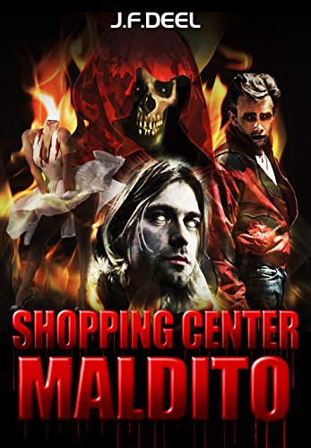 SHOPPING CENTER MALDITO: 50% OFF OFERTAS DE MORRER (QUANDO NÃO ADIANTA GRITAR Livro 3)