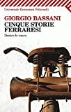 Front cover for the book Cinque storie ferraresi by Giorgio Bassani