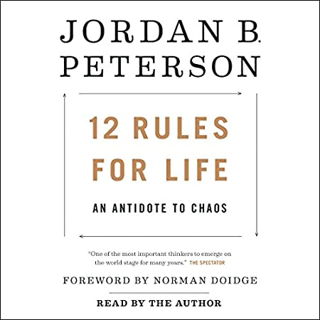 by Jordan B. Peterson (Author, Narrator), Norman Doidge - foreword M.D. (Author), Random House Canada (Publisher) (972)  Buy new: $36.33$31.95