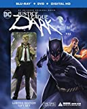 Justice League: Dark (Deluxe Edition) (BD/DVD/UV) [Blu-ray]