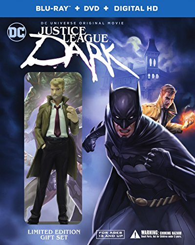 Blu-ray : Justice League Dark (Boxed Set, Dolby, AC-3, 7 Disc)