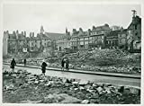 Vintage photo of The Blitzed Area of Kingsmead Where a New Shopping Center is Proposed