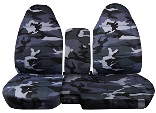 ford ranger seat cover camo - 7