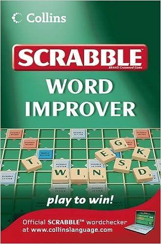 Téléchargez le livre sur ipod nano Collins Scrabble Word Improver. by Collins Dictionaries (2010-10-01) RTF