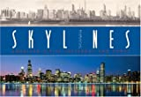 img - for Skylines: American Cities Yesterday and Today book / textbook / text book
