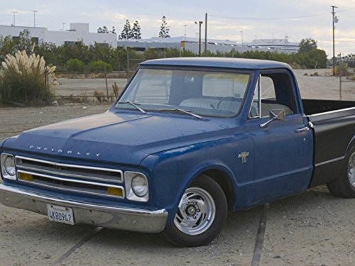 Hack the C10 Market! Longbed to Shortbed DIY (Hot Rod Garage)