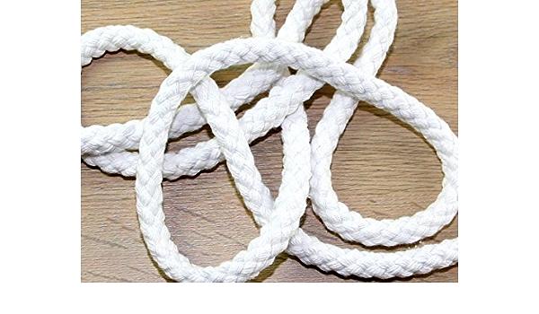 Neotrims Corde Ruban 12mm Brod/é Insertion /& Correspondant 7mm Jumbo Corde Tapisserie /& Couture Bon Prix 21 Magnifiques Couleurs Superbe Toucher Haute Qualit/é Coton Nylon
