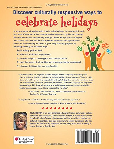 Amazon Celebrate An Anti Bias Guide To Including Holidays In