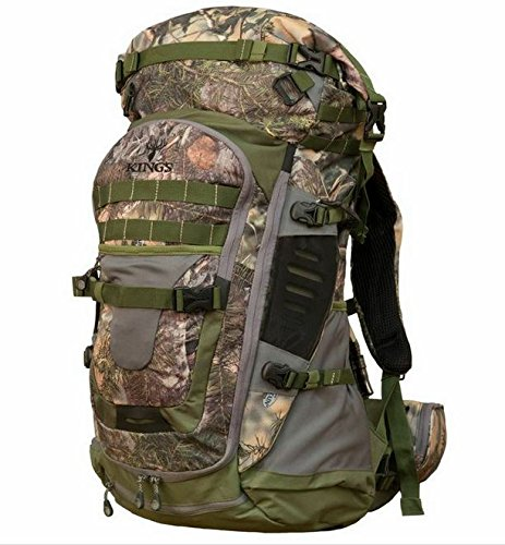King s Camo Mountain Top 2200 Backpack