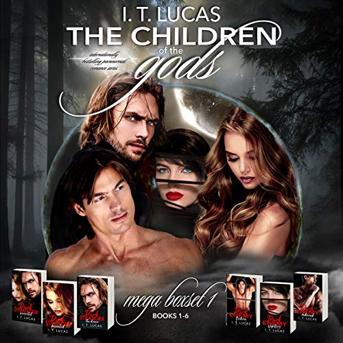 The Children of the Gods Mega Boxset 1: Books 1-6 (The Children of the Gods Paranormal Romance Series Mega Boxsets)