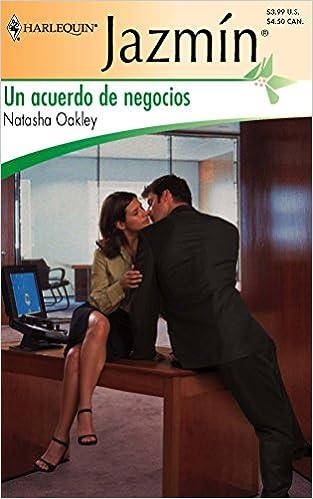 Más que negocios (Jazmín) (Spanish Edition)