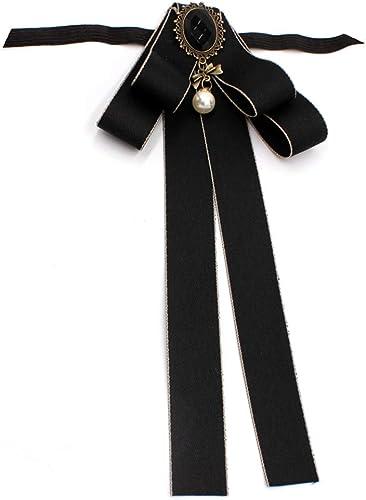 SEALEN Corbata de la Broche del Arco de la Cinta de Las Mujeres ...