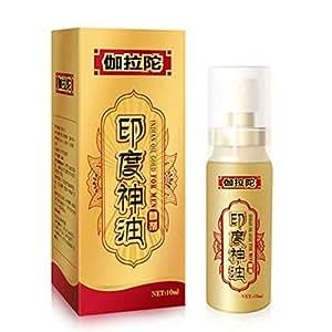 FairOnly 15ml India God Oil Sex Retard Ejaculation Spray Enhancer Aphrodisiac for Man Long Time Sex Spray Perfume Galata Indian Oil