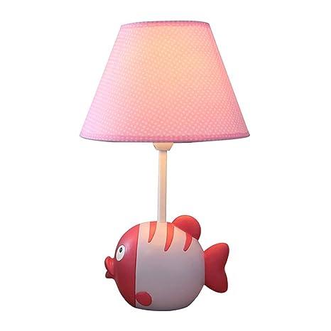 Good home Lámpara de Mesa para niños - Linda y pequeña lámpara de ...