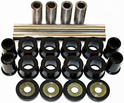 Race Driven Front Upper /& Lower A Arm Bushing Bearing Kit Both Sides for Honda FourTrax Rincon TRX650 650 680FA 680