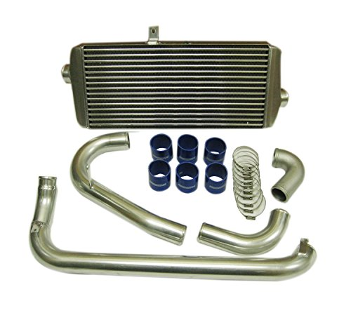 Autobahn88 Front-Mount Intercooler Complete FMIC Kit, for Nissan Fairlady Z32 300ZX VG30DETT (300zx Intercooler)
