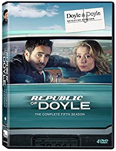 Republic of Doyle Season 5