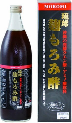 RYUKYU MOROMI (unrefined sake) Vinegar 900ml by UNIMAT