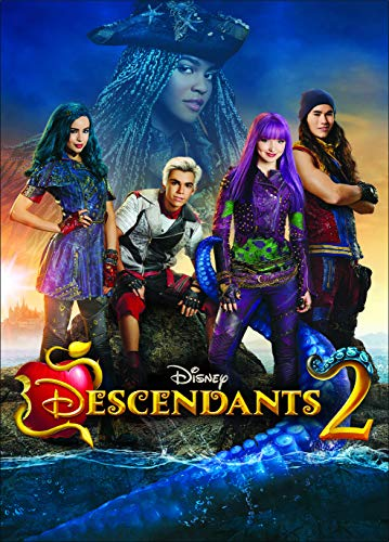 Disney Channel Classic Halloween Movies - DISNEY DESCENDANTS