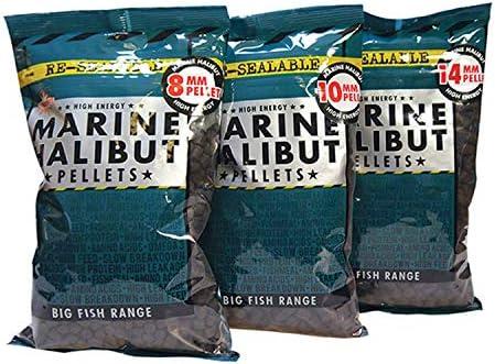 Dynamite Baits Marine Halibut Pellets 6mm 900gr