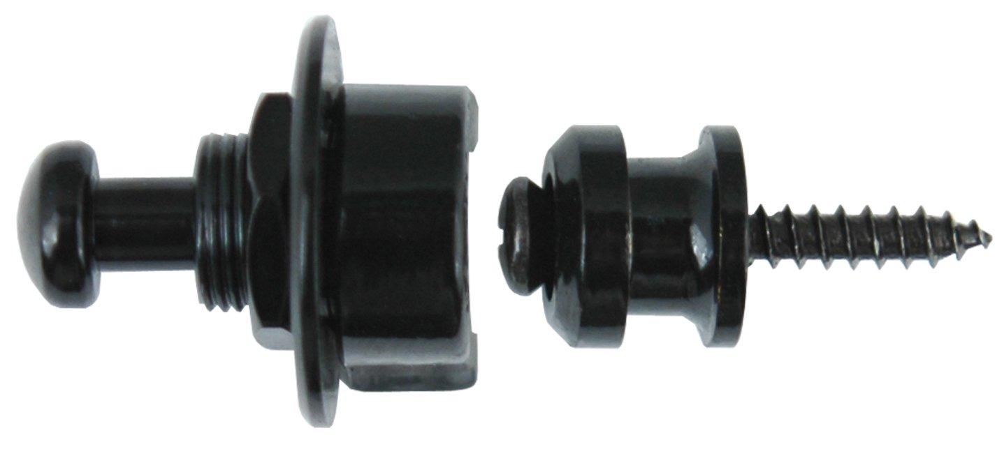 Grover GP800B Quick Release Strap Lock, Black