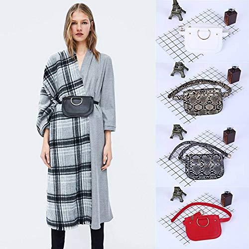 Amazon Com Dream Zone Fashion Waist Fanny Pack Belt Bags Pouch Travel Hip Bum Bag Women Mini Purse Hot Garden Outdoor