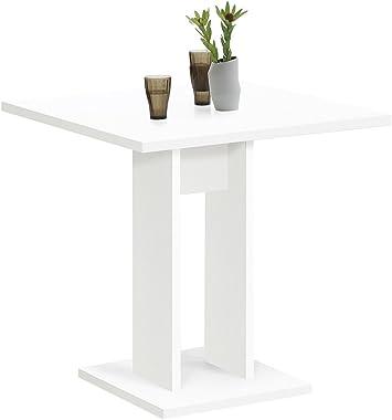 m/öbelando Esszimmertisch K/üchentisch Esstisch Holztisch Speisetisch Tisch Yvette I Wei/ß