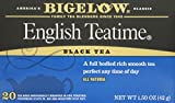 Bigelow English Teatime Tea, 20 ct – 1.50 oz For Sale