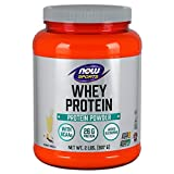 Whey Protein – Natural Vanilla 2 lbs (907 g) Pwdr