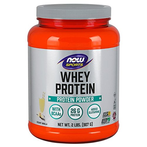 Whey Protein – Natural Vanilla 2 lbs (907 g) Pwdr For Sale