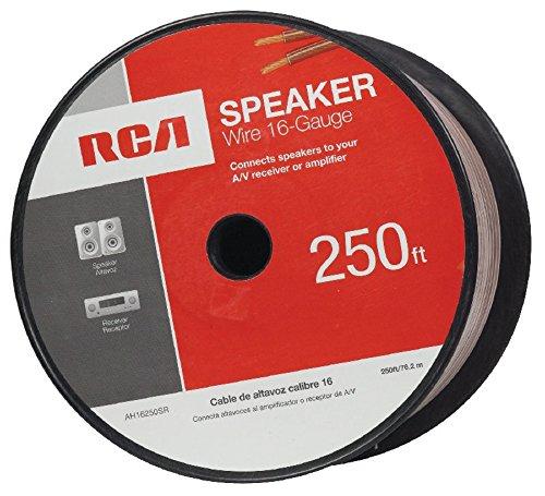 RCA AH16250SN 16-Gauge 250 feet Speaker Wire