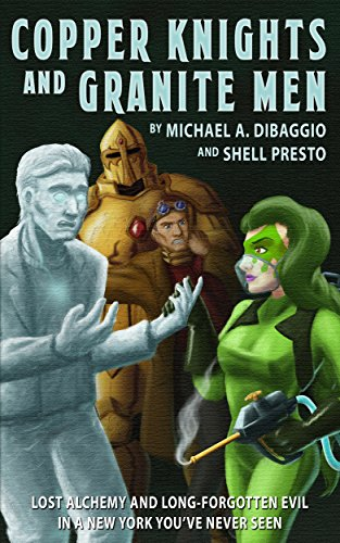 Copper Knights and Granite Men (Challenger Confidential Book - Studio Granite