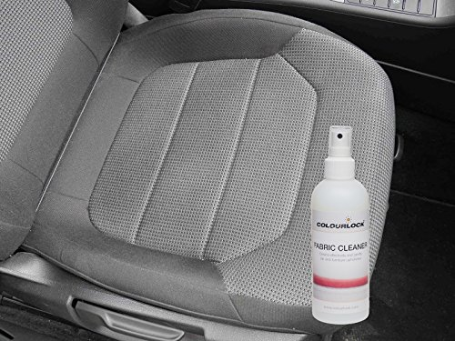 COLOURLOCK Alcantara Leather & Textile Cleaner for car seats, carpets, cloth & fabric interior & furniture upholstery (250 ml) by Colourlock (Image #2)