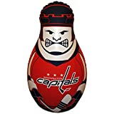NHL Checking Buddy Inflatable Punching Bag, 40-Inch Tall