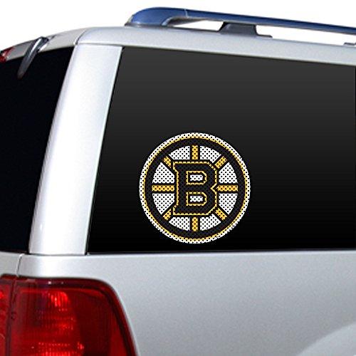 - Fremont Die NHL Boston Bruins Large Window Film