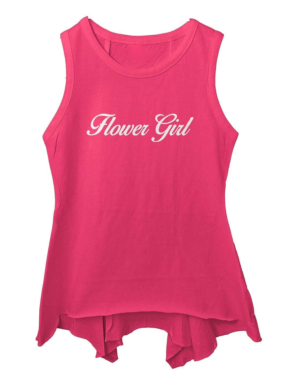 Tcombo Flower Girl Wedding Cute Adorable Toddler//Youth Sleeveless Backswing